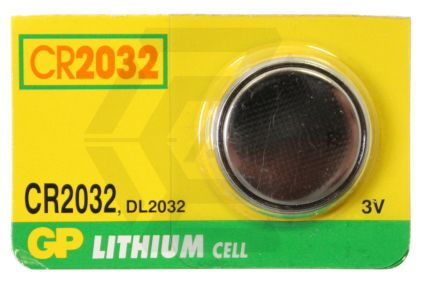 GP Battery CR2032
