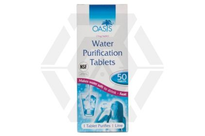 Aquaclear Water Purifying   Tablets