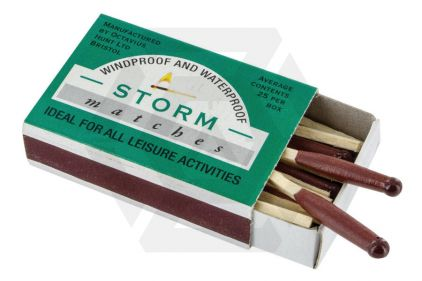 Highlander Waterproof Storm Matches