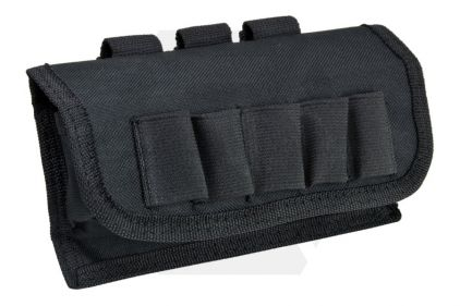 NCS VISM MOLLE Tactical Shotgun Shell Pouch (Black) © Copyright Zero One Airsoft