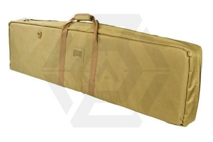 "NCS VISM Discreet Double Rifle Case 47""  (Tan)"