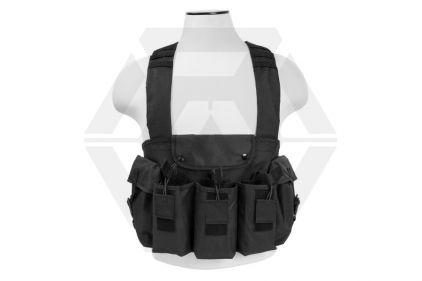 NCS VISM Chest Rig (Black)