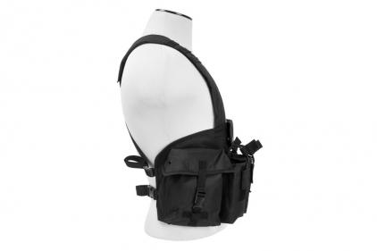 NCS VISM Chest Rig (Black)