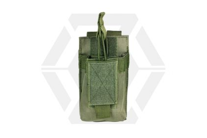 NCS VISM MOLLE Single Mag Pouch for M4 (Olive) © Copyright Zero One Airsoft