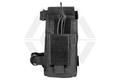 NCS VISM Buttstock Mag Pouch (Black)