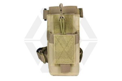 NCS VISM Buttstock Mag Pouch (Tan)