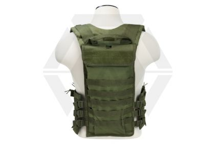 NCS VISM MOLLE Chest Rig with Mag Pouches (Olive)