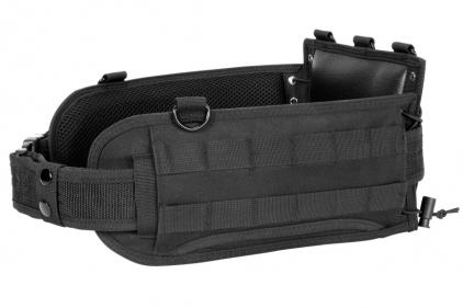 NCS VISM MOLLE Belt Platform (Black) © Copyright Zero One Airsoft