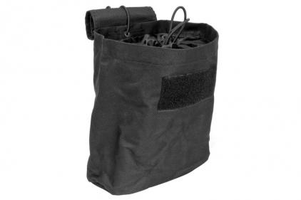 NCS VISM MOLLE Folding Dump Pouch (Black)