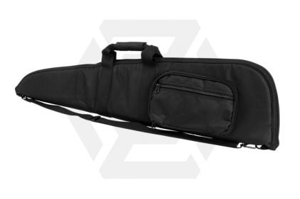 "NCS VISM Rifle Case 42"" with Zipped Pouch (Black)"