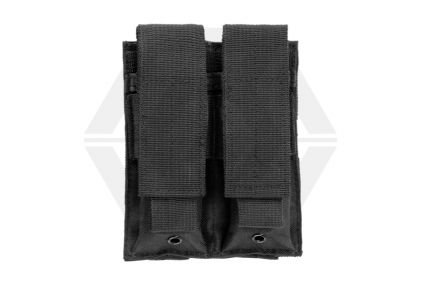 NCS VISM MOLLE Pistol Mag Pouch Double (Black) © Copyright Zero One Airsoft