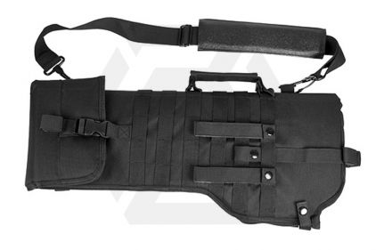 NCS VISM Tactical Rifle Scabbard (Black)