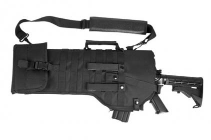 NCS VISM Tactical Rifle Scabbard (Black)