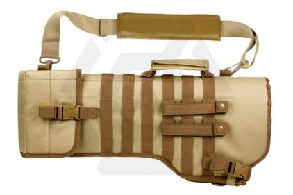NCS VISM Tactical Rifle Scabbard (Tan)