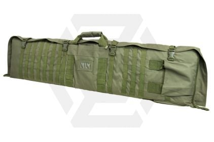 "NCS VISM Rifle Case & Shooting Mat 48"" (Green)"