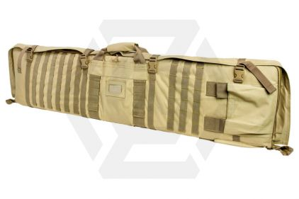 "NCS VISM Rifle Case & Shooting Mat 48"" (Tan)"