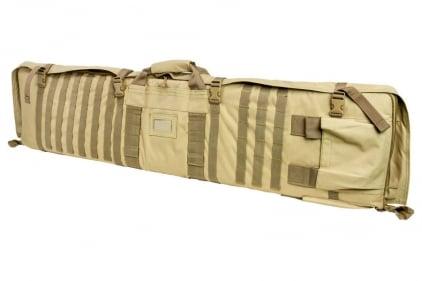 "NCS VISM Rifle Case & Shooting Mat 48"" (Tan)"