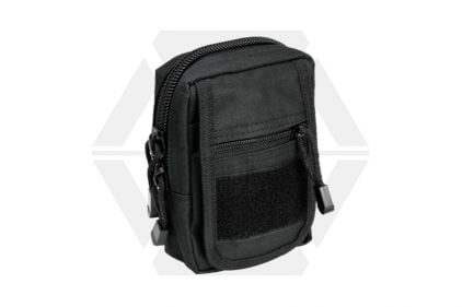 NCS VISM MOLLE Small Utility Pouch (Black) © Copyright Zero One Airsoft