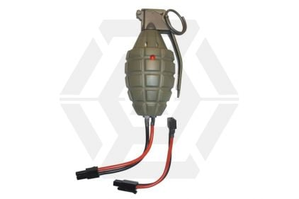 BOL Battery Discharger Hand Grenade