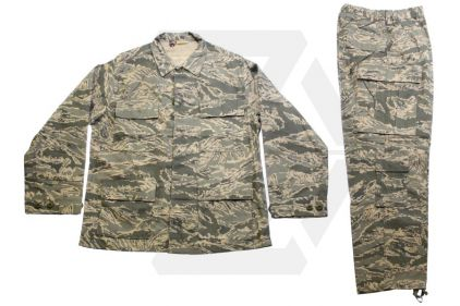 Mil-Force BDU Shirt & Trousers Set (ABU) - Size Extra Large
