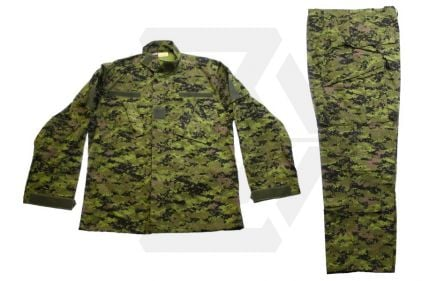 Mil-Force BDU Shirt & Trousers Set (CadPat) - Size Extra Large
