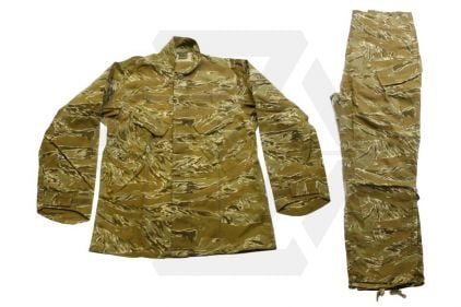 Mil-Force BDU Shirt & Trousers Set (Desert Tiger) - Size Extra Large