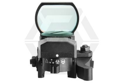 NCS Zombie Multi Reticule Green Illuminating Reflex Sight with QR Mount