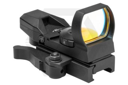 NCS Zombie Multi Reticule Green Illuminating Reflex Sight with QR Mount