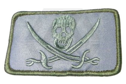 """EB Velcro Patch """"Pirates of the Caribbean"""""""