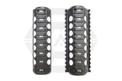 APS 20mm RIS Foregrip for M4 (Black)