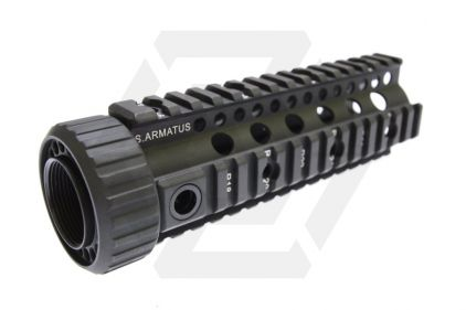 APS 20mm RIS Foregrip for M4 ARMATUS Free-Floating (Black)