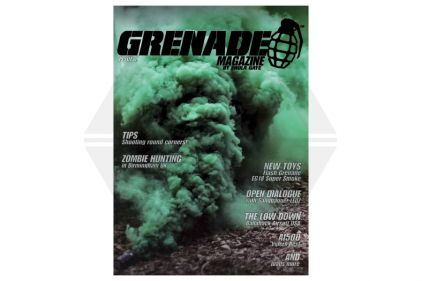 Enola Gaye Grenade Magazine - Issue 1