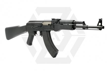 G&G Combat Machine AEG with Blowback RK47 (Black)