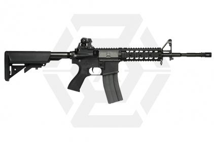 G&G Combat Machine AEG with Blowback GR15 Raider-L