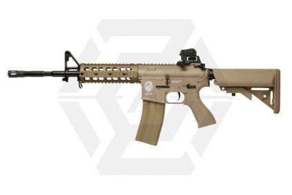 G&G Combat Machine AEG with Blowback GR15 Raider-L DST (Tan)