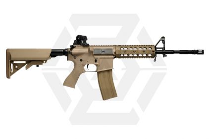 G&G Combat Machine AEG with Blowback GR15 Raider-L DST (Tan)