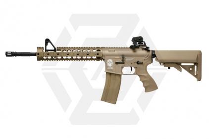 G&G Combat Machine AEG with Blowback GR15 Raider-XL DST (Tan)