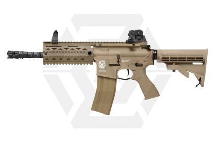 G&G Combat Machine AEG with Blowback GR4 100Y DST (Tan)