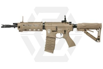 G&G Combat Machine AEG with Blowback GR4 G26 Advanced DST (Tan)