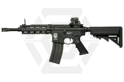 G&G Combat Machine AEG with Blowback GR16 CQW Rush © Copyright Zero One Airsoft