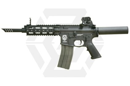 G&G Combat Machine AEG with Blowback GR16 CQW WASP