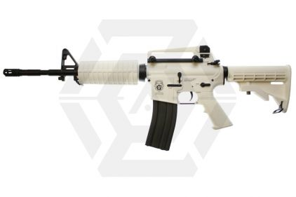 G&G Combat Machine AEG with Blowback Chione 16 (Snow)