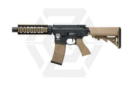 G&G Combat Machine AEG with Blowback GR4 CQB-S MINI