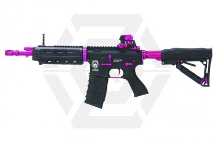 G&G Combat Machine AEG with Blowback GR4 G26 Black Rose