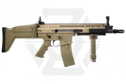 G&G AEG GK16 SCAR-L CQC DST (Tan)