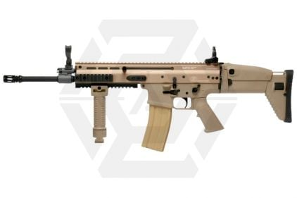 G&G/Cybergun AEG FN SCAR-L DST (Tan) © Copyright Zero One Airsoft