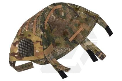 Emerson MICH Helmet Cover Mesh (MTP) © Copyright Zero One Airsoft