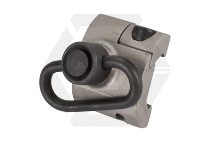 Element QD Sling Swivel with 20mm Mount (Dark Earth)