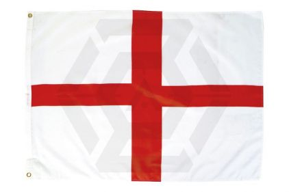 Mil-Com St George Flag 90cm x 150cm © Copyright Zero One Airsoft
