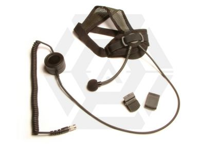 Devgru Field Headset with Boom Mic Multi Model (for All License Free Radios)